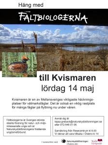 Kvismaren 14 maj 2016