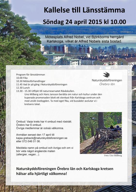 kallelse länsstämma 2016-1