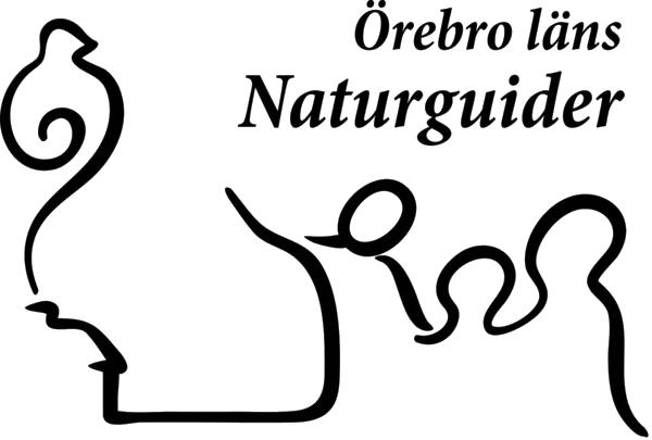 logotyp Örebro läns naturguider